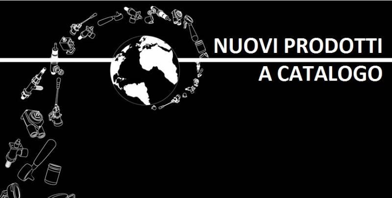 Scopri le ultime novità e i nuovi prodotti nel catalogo Nuova Ricambi!