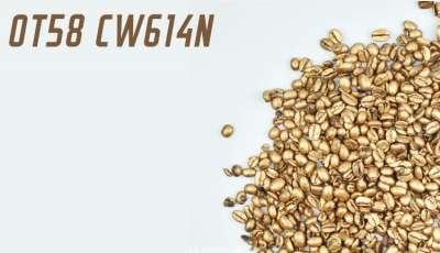 Ottone OT58: la lega di rame e zinco più utilizzata per le macchine da caffè
