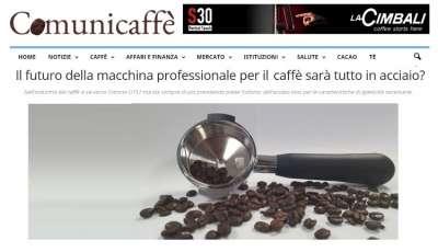 Il futuro della macchina professionale per il caffè sarà tutto in acciaio?