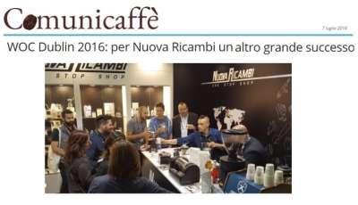 WOC Dublin 2016: per Nuova Ricambi un altro grande successo