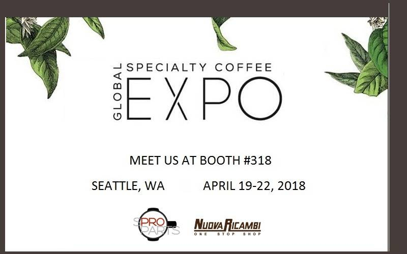 Come to visit us in Seattle: SCA Global Specialty Coffee Expo