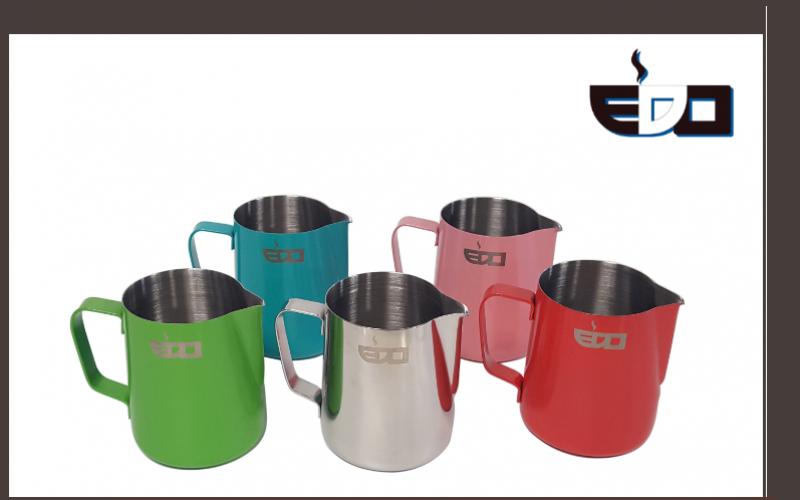 edo barista milk jugs