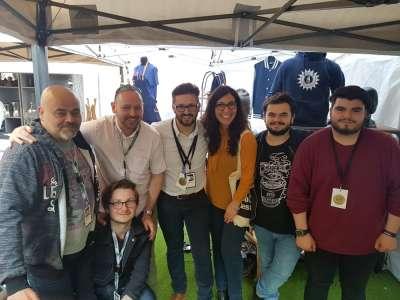 El legendario festival londinense dedicado al café: Nuova Ricambi & Espresso Solutions  no podían faltar
