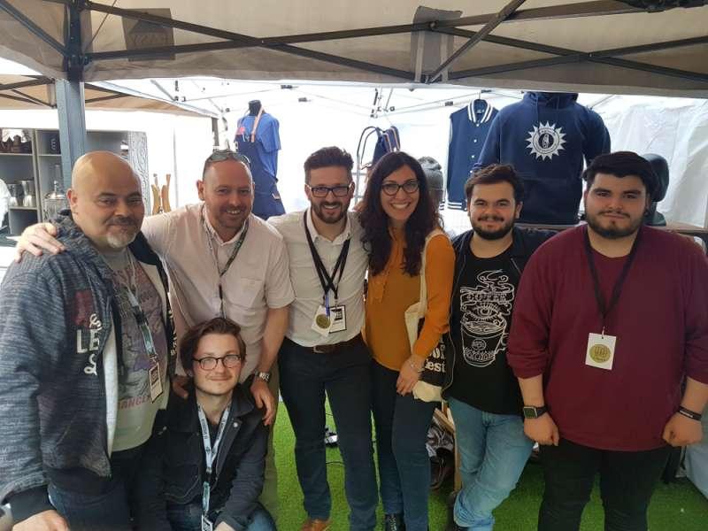 Il leggendario Festival londinese dedicato al caffè: Nuova Ricambi & Espresso Solutions non potevano mancare