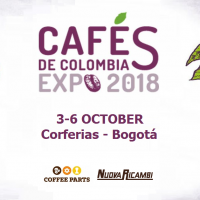 Coffee Parts e Nuova Ricambi a Cafés de Colombia Expo