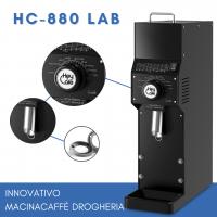 Scopri l'HC-880 LAB: l'innovativo macinacaffè drogheria