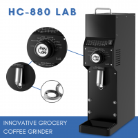 HC-880 LAB: the innovative grocery coffee grinder