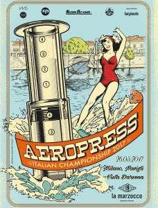 Nuova Ricambi: sponsor del Campionato Italiano di AeroPress 2017