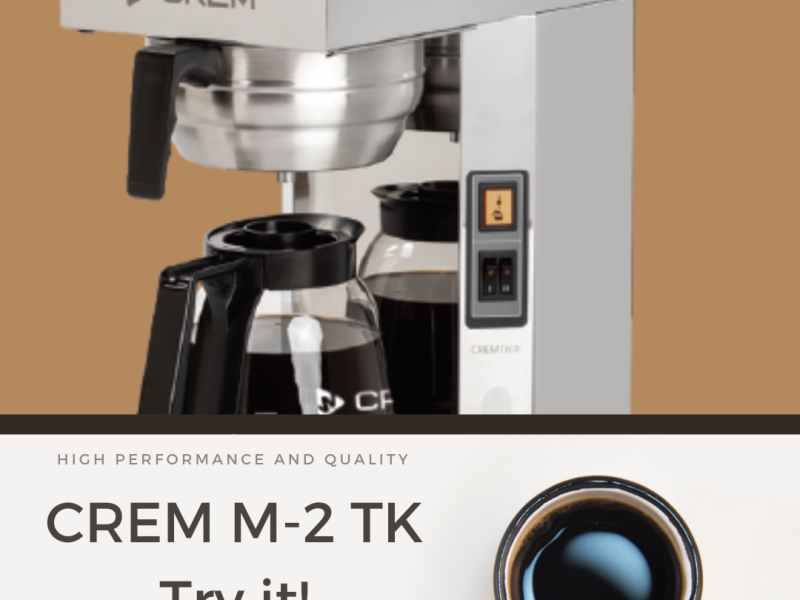 Discover thermokinetic technology for your filter coffee