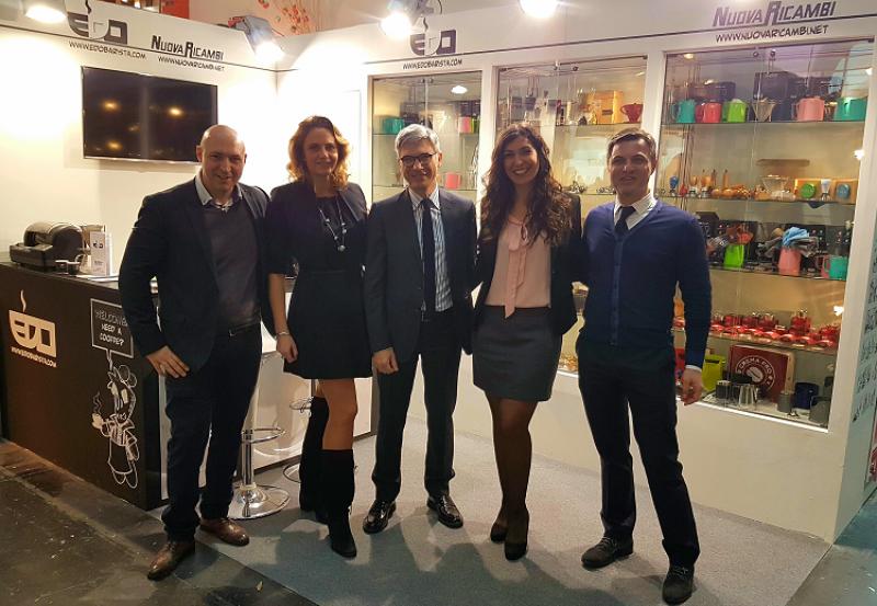Nuova Ricambi @ Sigep 2017, Sie unsere Kunden und Partner sind unsere Stärke!