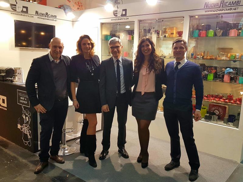 Nuova Ricambi @ Sigep 2017: siete voi, clienti e partner, la nostra forza più grande!