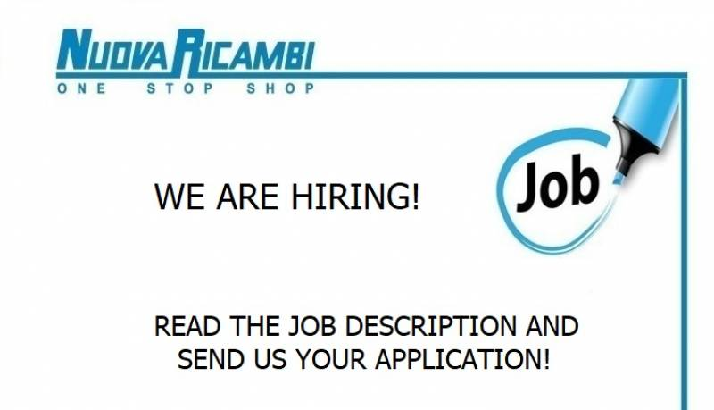 You could be the person we are looking for: Employee Purchase Department