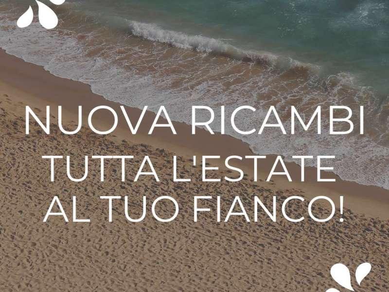 Nuova Ricambi sarà operativa per tutta l'estate