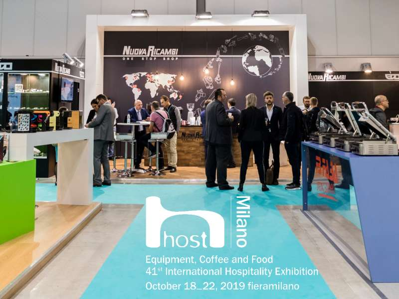 Host Milano: Nuova Ricambi will welcome customers to its headquarters