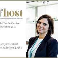 Gulfhost 2017: Nuova Ricambi zeigt wie immer Präsenz im Mittleren Osten