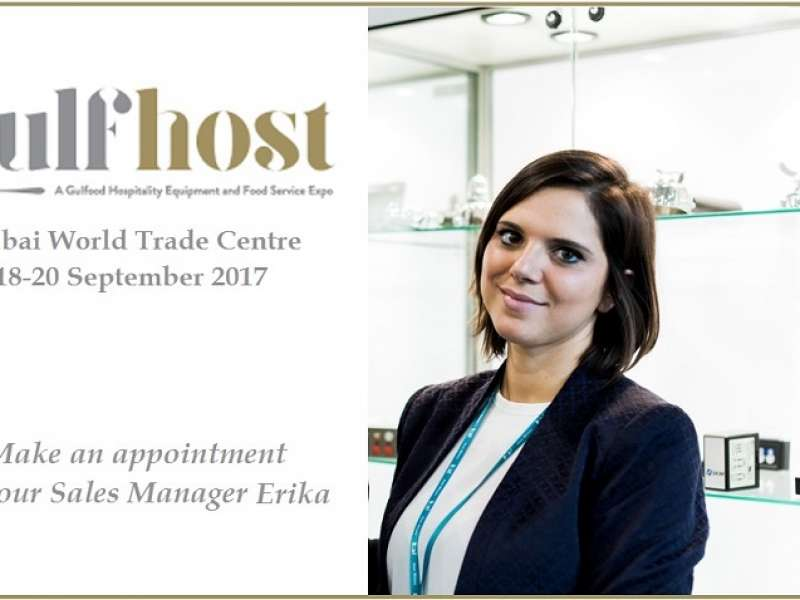 Gulfhost 2017: Nuova Ricambi increasingly affirms its presence in the Middle East market
