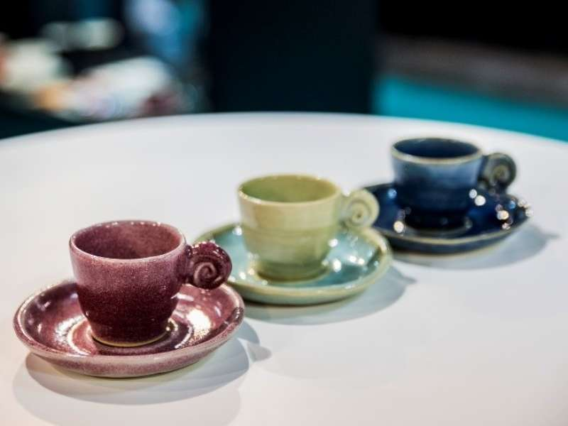 Set Uzu: a unique coffee cup
