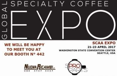 Nuova Ricambi y Sproparts estarán a Seattle para la SCA Expo