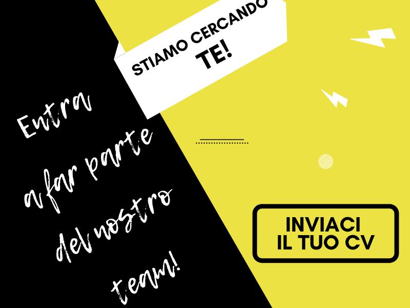 Ampliamento team Nuova Ricambi: mandaci il tuo CV!