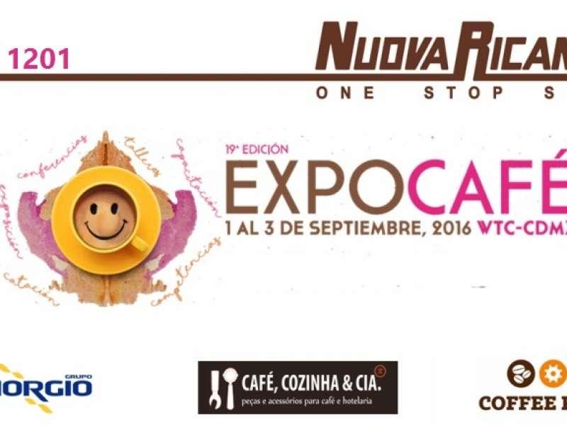 EXPO CAFE': Nuova Ricambi in Messico ad incontrare i clienti di un interessante mercato in espansione