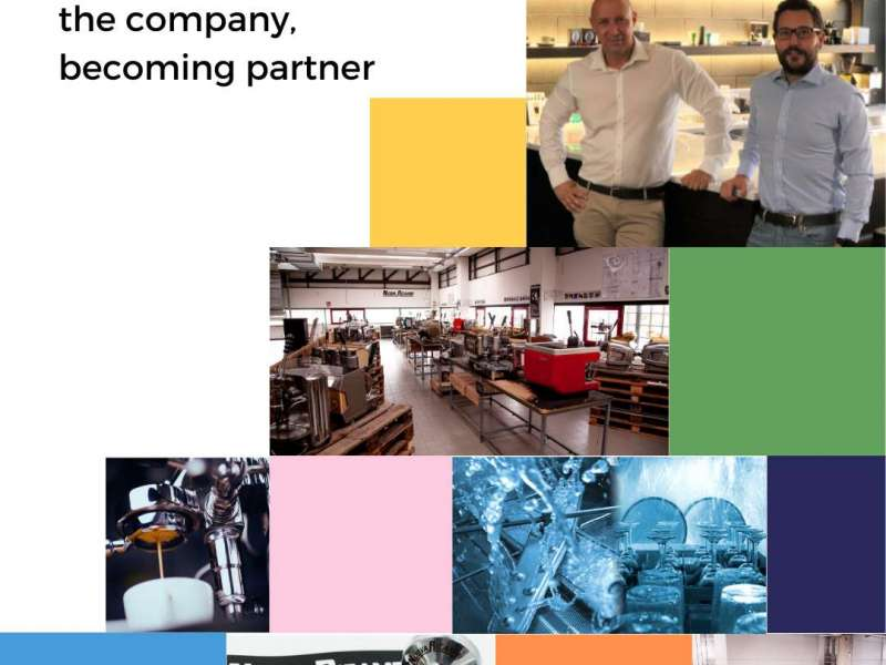 Growing in the company, becoming partner. Nuova Ricambi, a good news is leading the post-covid restart.