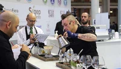 La 37a edizione di SIGEP si conferma la principale vetrina europea del caffè