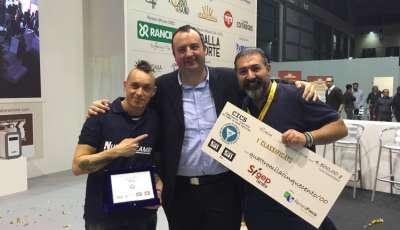 SIGEP 2016: Davide Berti si conferma campione nazionale di Coffee in Good Spirits