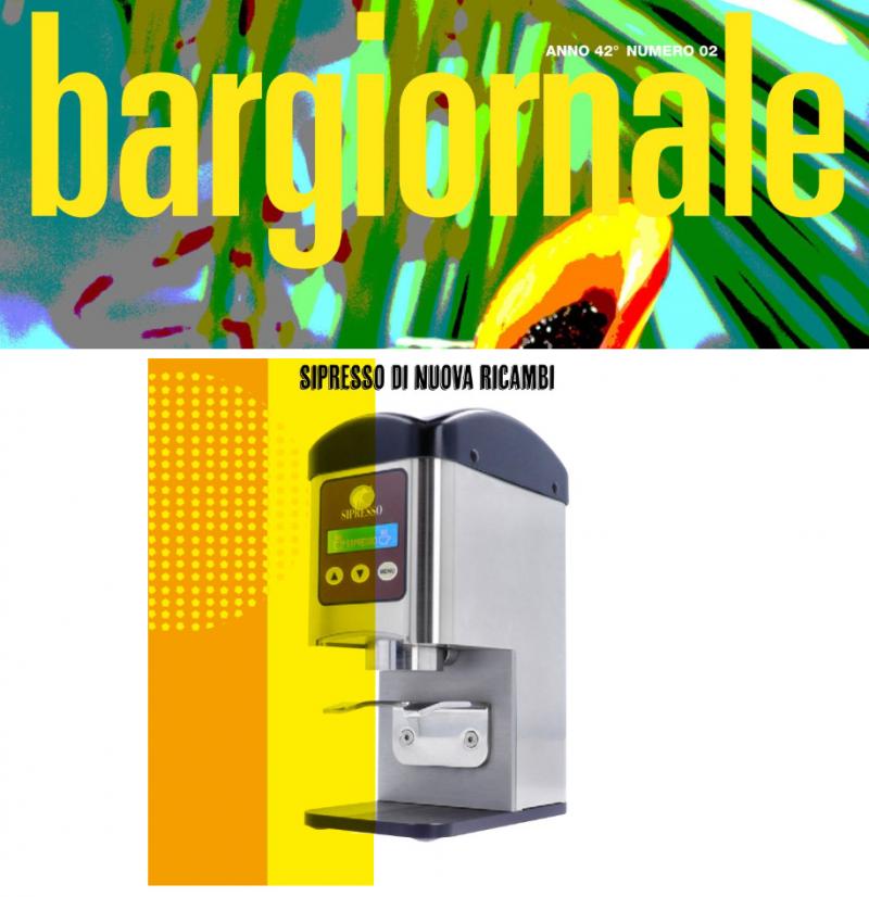 Invenzioni che rendono più facile la vita al barista - SiPresso di Nuova Ricambi
