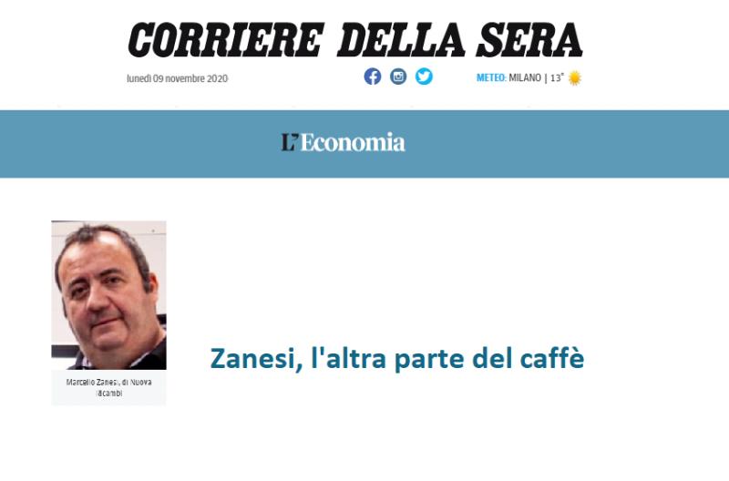 Zanesi, l'altra parte del caffè