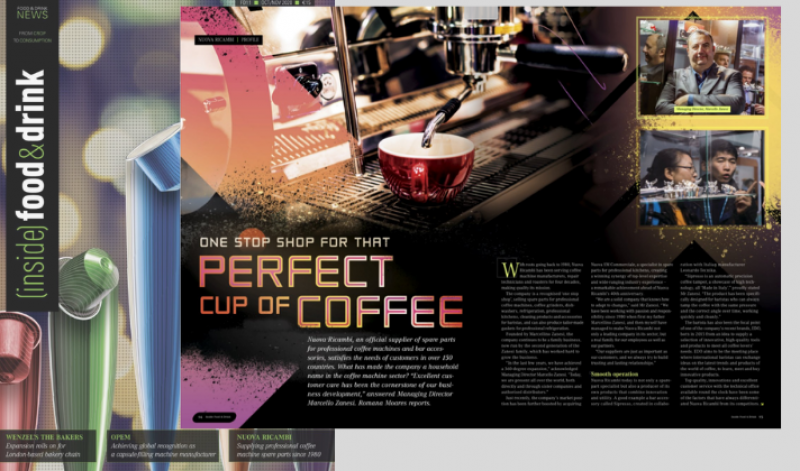 One stop shop for that perfect cup of coffee