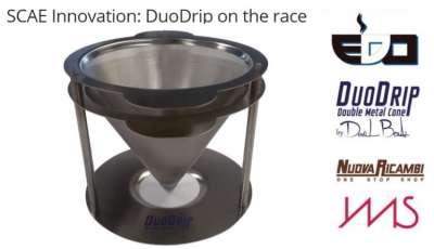 SCAE Innovation: DuoDrip on the race