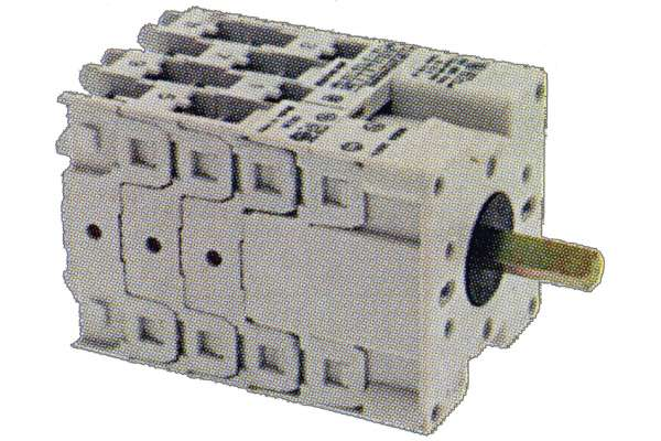 GENERAL COMMUTATOR 12A 220V