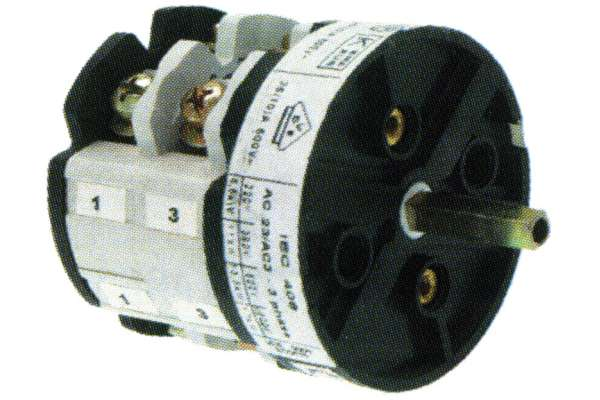 QUADRUPOLAR COMMUTATOR 25A 500V