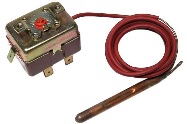 FIXED SINGLE-PHASE THERMOSTAT 90°C