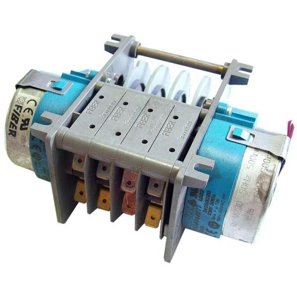 TIMER 4 CAMME V230 50-60Hz