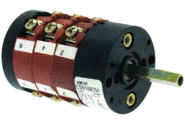 ESAPOLAR COMMUTATOR 16A V250