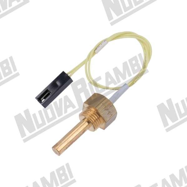 TEMPERATURSONDE AMP 2 MALE NTC3K3 1/4