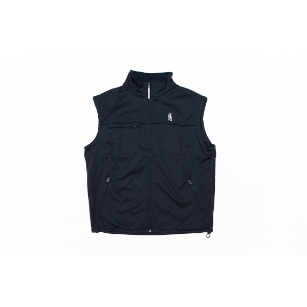 WINTER GILET BLUE L