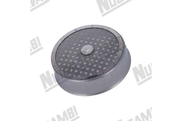 WELDED CUP SHOWER HEAD