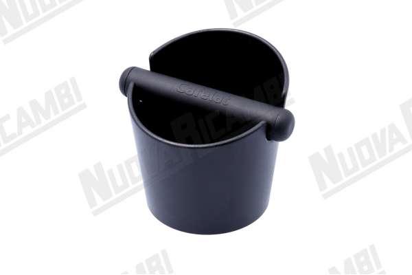 BLACK PLASTIC KNOCK BOX DRAWER