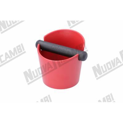 RED KNOCK BOX  TUBBI h.13cm