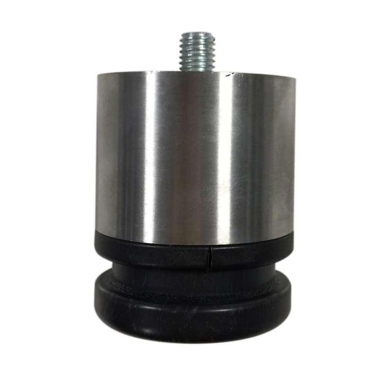 PIEDINO ESTENSIBILE INOX 60mm-75mm
