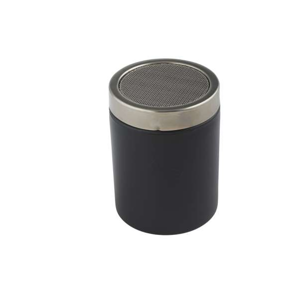 COCOA SHAKER BLACK SMALL HOLES
