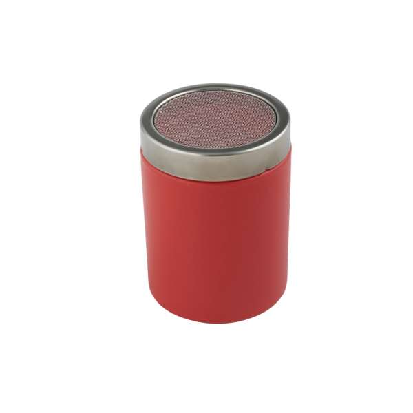 COCOA SHAKER RED SMALL HOLES