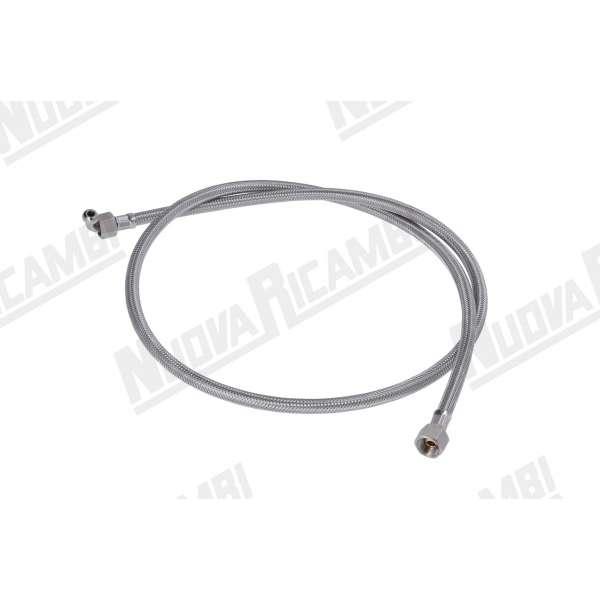 TUBO INOX 3/8F-3/8Fcm150 1CURVA