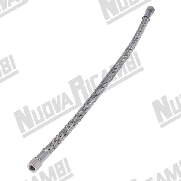 TUBO INOX F/F 1/8 cm37