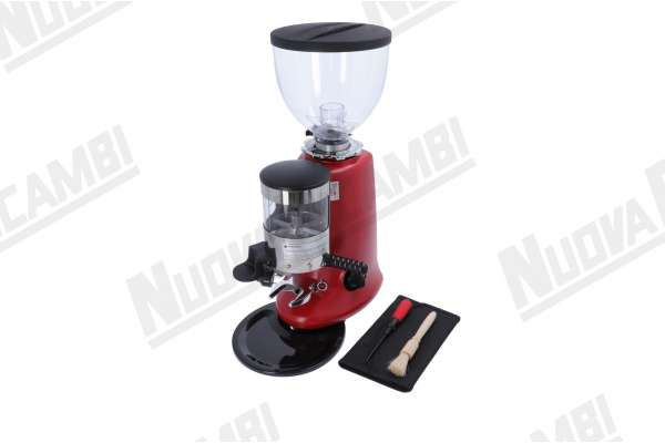 AUTOMATIC COFFEE GRINDER HC600 V220 RED