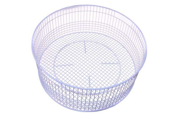 ROUND DISHWASHER BASKET Ø400x170