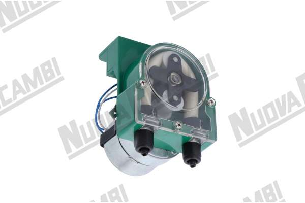 PERISTALTIC PUMP DETERGENT G300 WITH ELETTRONIC REGULATION TIME-PAUSE