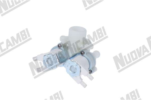 SOLENOID VALVE TWOFOLD 90° PIPE CONNECTION Ø 10